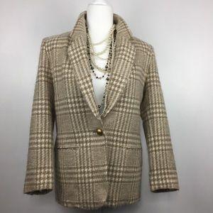 VNTG Pendleton 100 % Virgin Wool Blazer